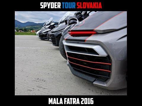 This Friday 14.10.2016 we will bring you #video from Spyder Tour Slovakia - Mala Fatra 2016  Video & photo copyright: © www.automobilista.eu Author: Martin Pohanka