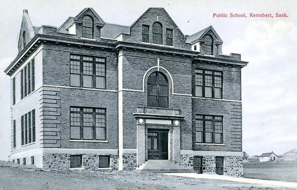 Public School, Kerrobert, Sask. | saskhistoryonline.ca