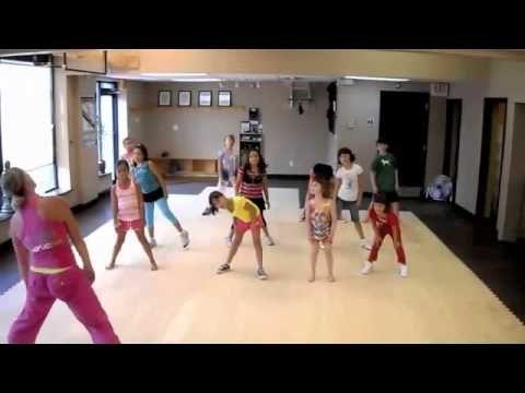Children's Zumba Fitness Zumba