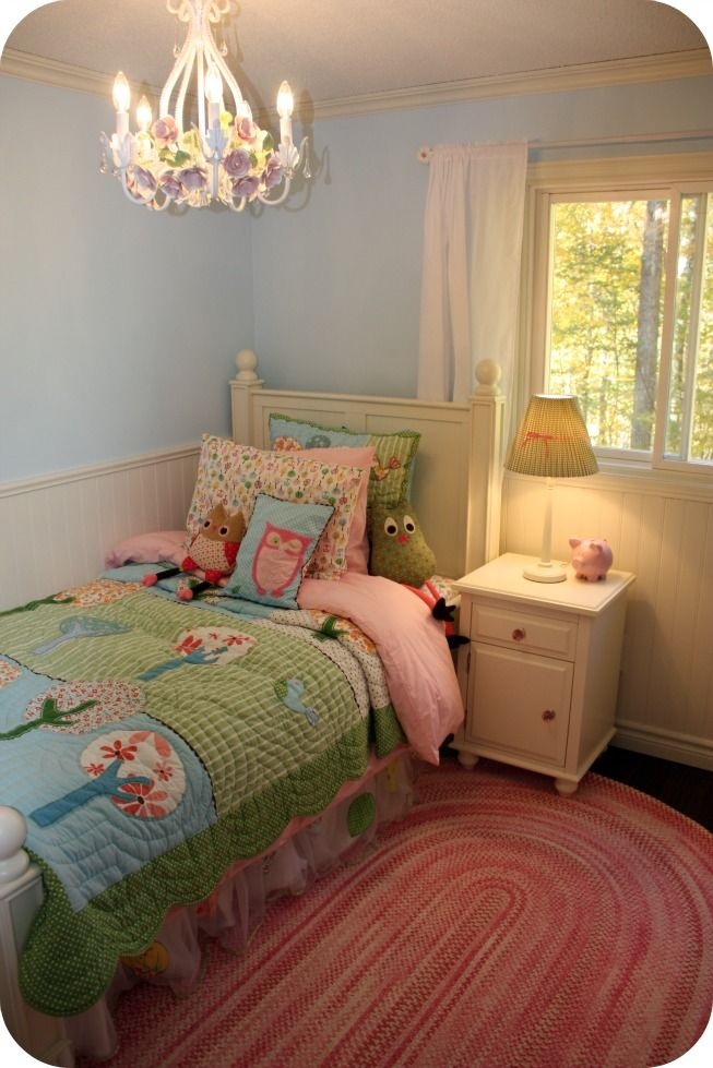 Pottery Barn forest/owl theme... This one has a special place in my heart