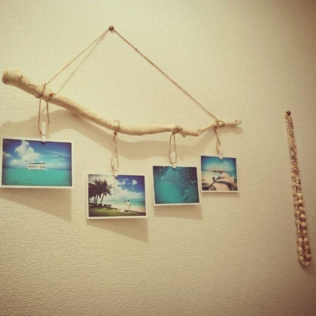 sc53nさんの、玄関/入り口,DIY,海,流木,賃貸,カリフォルニアスタイル,海を感じる部屋,マリンテイスト,ビーチハウス,西海岸インテリア,カリフォルニアスタイル目指したい,beach house,のお部屋写真