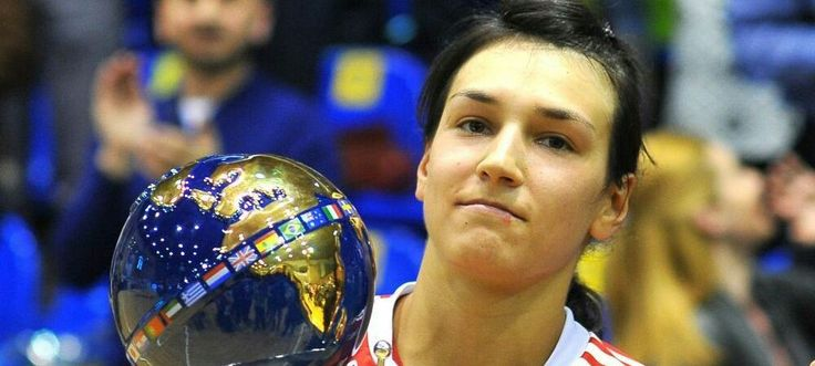 Cristina Neagu best player 2015