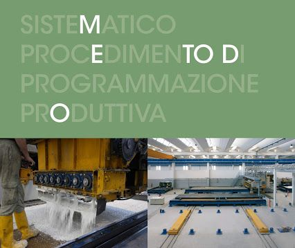 Le parole chiave del nostro mestiere - la prefabbricazione in cemento armato. Nella foto alcuni scorci dello stabilimento produttivo MC Prefabbricati di Bellinzago Novarese.