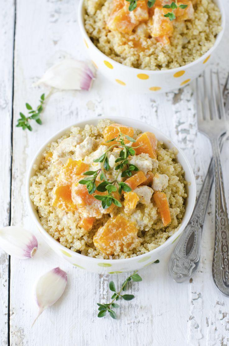 Quinoa s pečenou dýní   Svět zdraví - Oficiální stránky