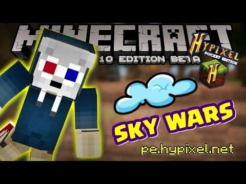 Minecraft PE / Windows 10 Edition Beta: SKY WARS | Neden Oynamıyorum? - http://dancedancenow.com/minecraft-lan-server/minecraft-pe-windows-10-edition-beta-sky-wars-neden-oynamiyorum/