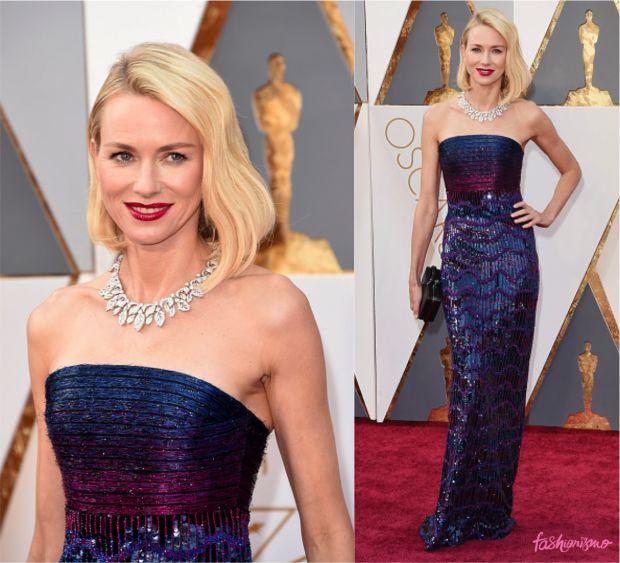 Oscar 2016: Naomi Watts - Fashionismo