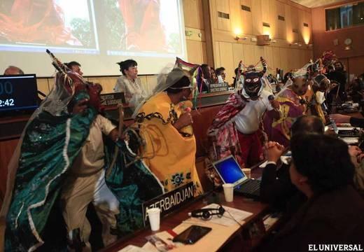 Unesco declara a Diablos Danzantes Patrimonio Inmaterial de la Humanidad - Cultura - EL UNIVERSAL