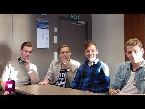 Interview: Softengine (Finland 2014) - Eurovision Cruise 2014 | wiwibloggs
