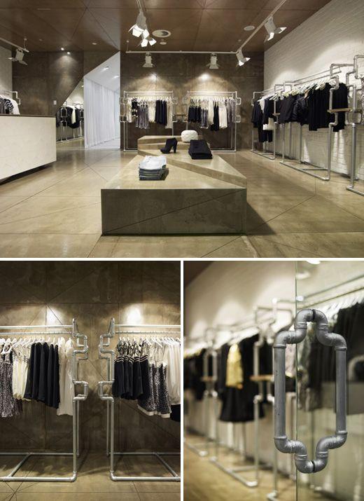 geometry store plajer franz studio berlin store design interior design commercial design pinterest store design studio and retail - Retail Design Ideas