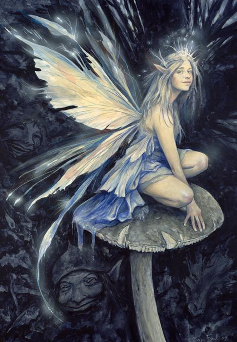 *+*Mystickal Faerie Folke*+*...By Artist and Author Brian Froud...