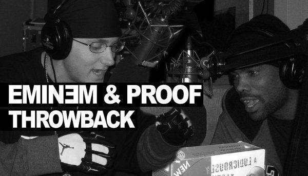 Eminem & Proof – Tim Westwood Freestyle (1999)