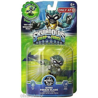 Skylanders Swap Force Nitro Freeze Blade (Exclusive Edition!)