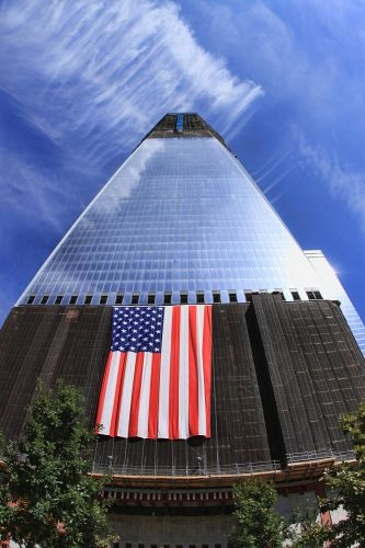 """Freedom Tower - NYC"", Copyright, Joanne Henig Photography."