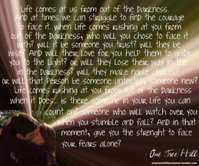 These OTH quotes give me the feels