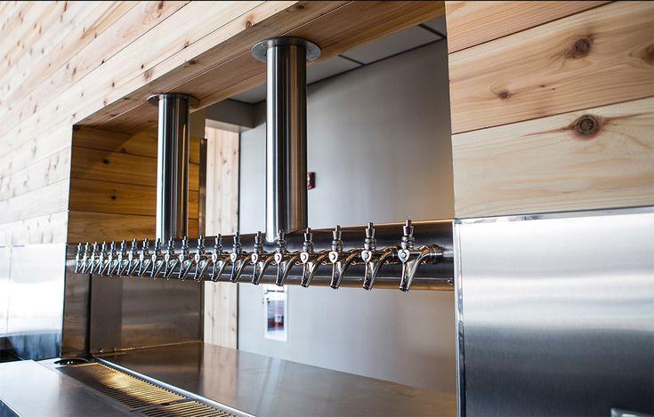 Custom Draft Beer Towers Gallery | Micro Matic