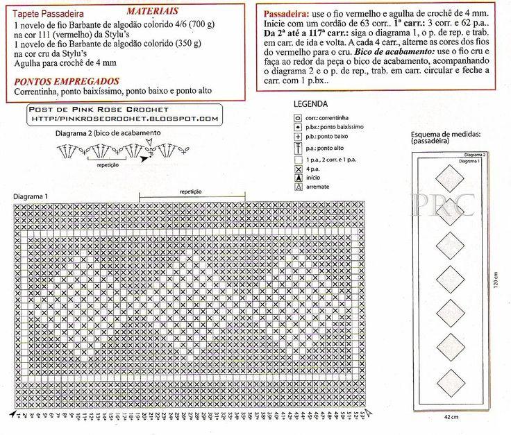 Tapete+Passadeira+Listrado+VB+gr+-PRoseCrochet.JPG (1073×915)