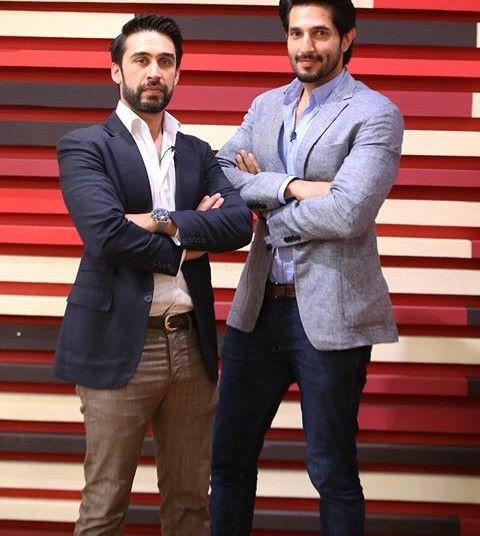 With Ali rehman khan