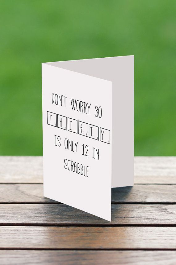 15 Mustsee 30th Birthday Cards Pins – Birthday Card Delivery Australia