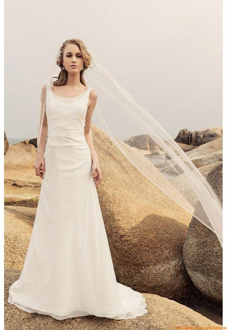 249 best modern wedding dresses images on Pinterest Short wedding