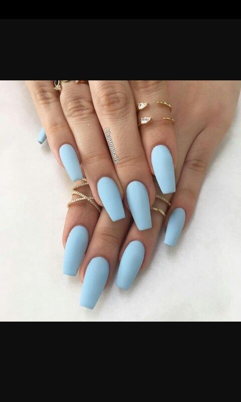 jordan shoes light blue and white nails acrylic 803567