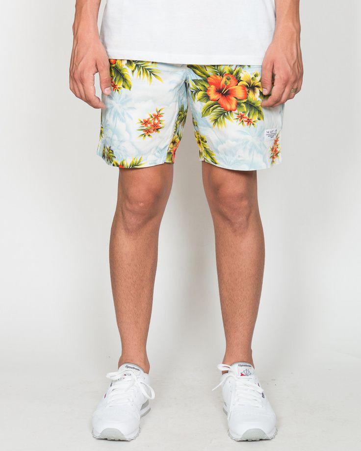 Bañador Hawaiian Beach #bañador #hombre #novedad #swimshort #thequietlife #fashion #clothing