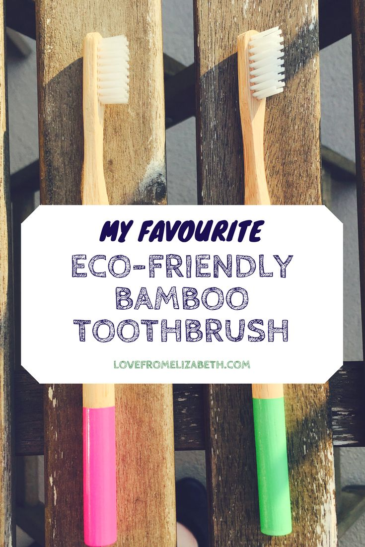 Eco-Friendly Bamboo Toothbrush Review | Heard the hype about bamboo toothbrushes but unsure if its the choice for you? Check out my review of my favourite eco-friendly toothbrush.