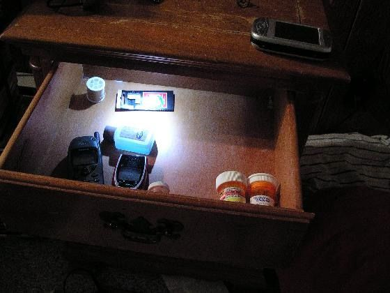 HOW TO - Make a drawer light