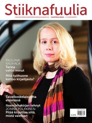 Stiiknafuulia  - oululainen #kirjallisuuslehti