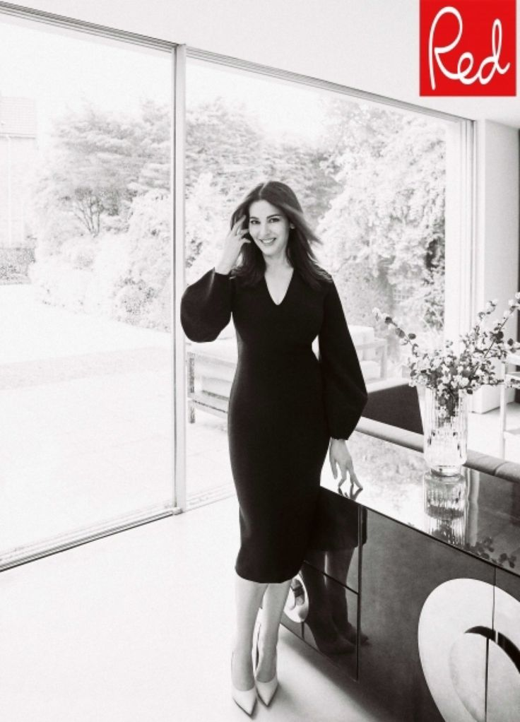 Nigella Lawson photographed by Max Abadian for Red Magazine | December 2015 (x)