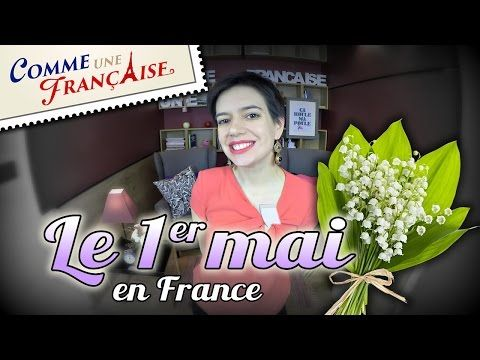 What happens on Le 1er mai in France - YouTube