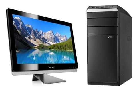Asus ra mắt máy bàn M51 và hai máy All-in-One ET2301, ET2702 sử dụng CPU Intel Haswell