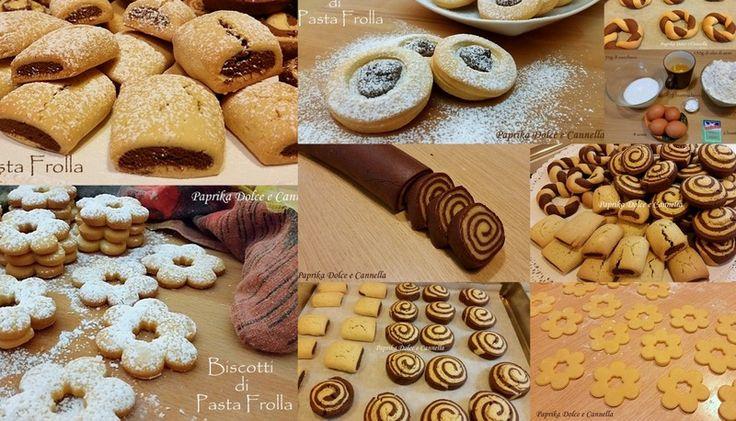 Biscotti leggeri perché senza burro, ma molto friabili