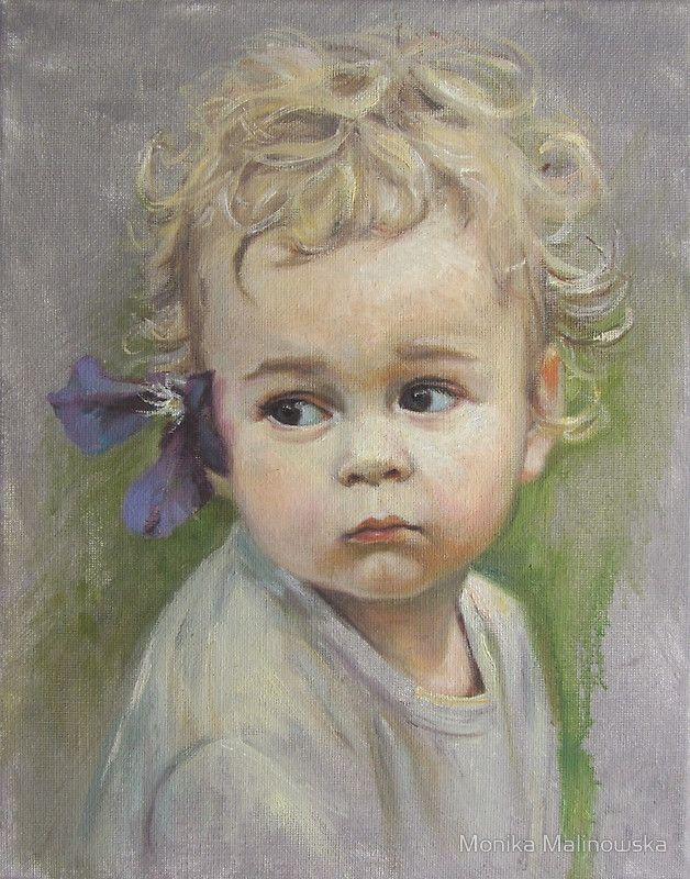 """""""Little flower"""" by Monika Malinowska"""