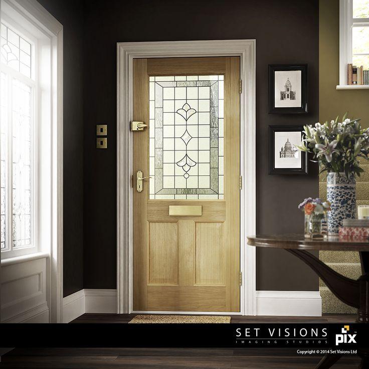 12 Best Double Glazed Front Doors Images On Pinterest Entrance