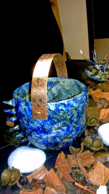 Sea Urchin pot