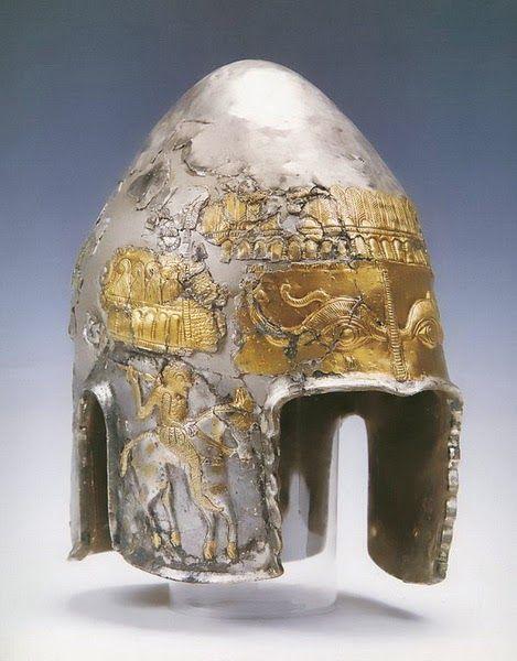 Dacian Helmet from Agighiol, Romania, 500 BCE