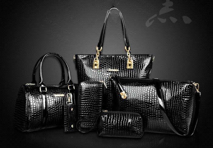 2015 Új Érkezés Nők Tote Női válltáskák retikülig Messenger Desigual Crossbody Bag 6 db-in válltáskák származó csomagok és táskák a Aliexpress.com | Alibaba Group