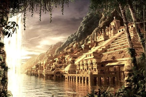 10 Lost Cities and Mythical Civilisations of the Ancient World