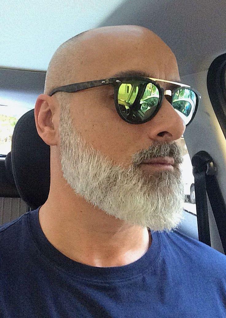 Bien-aimé Les 25 meilleures idées de la catégorie Hommes chauves avec la  AX15