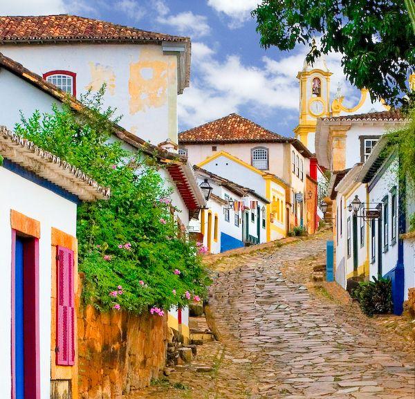 Tiradentes, Minas, Brazil   Old Houses by RicardoBevilaqua