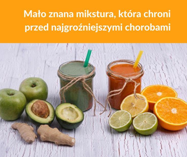 Poznaj miksturę chroniącą przed chorobami cywilizacyjnymi ▶️ https://szanujezdrowie.pl/ochrona-przed-chorobami/