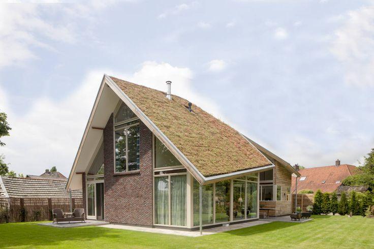 Den Ham 02 : Modernistyczne domy od hamhuis architecten