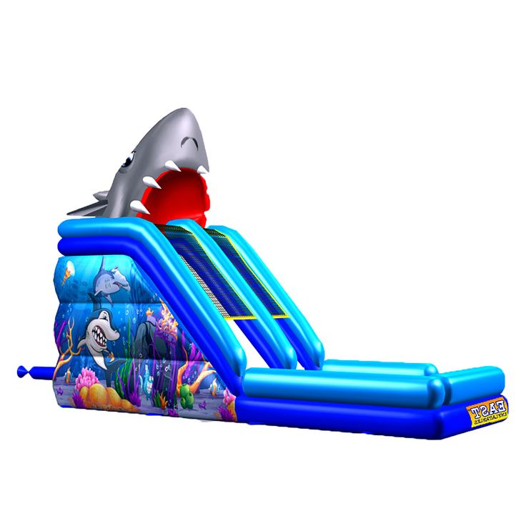 How To Buy Low-price And Best Finding Shark Pool Water Slide? Our Provide Commercial Bounce House, Discount Water Slide, Cheap Bouncy Games In Sale Inflatables Online