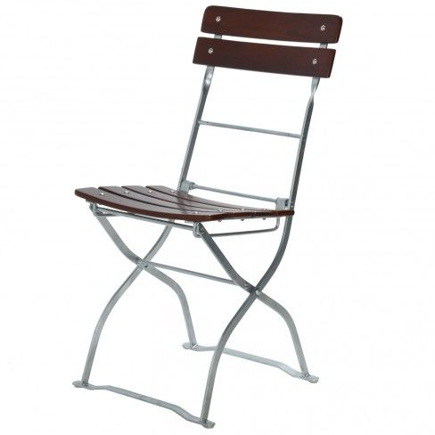 Beer Garden Folding Chair Set of 2  These are very sturdy and heavy chairs  with. 33 best Beer Garden Furniture images on Pinterest