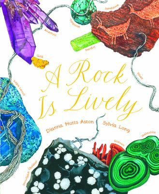 Introduces a variety of rock facts with vivis color illustrations.