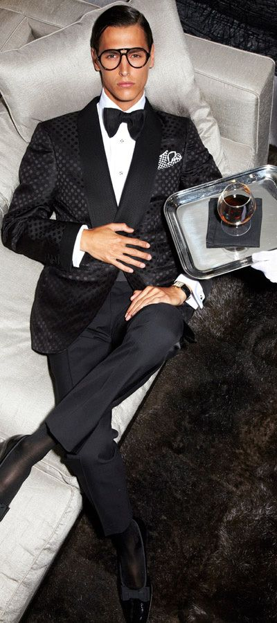 Tom Ford Men's S/S '12 Look Book