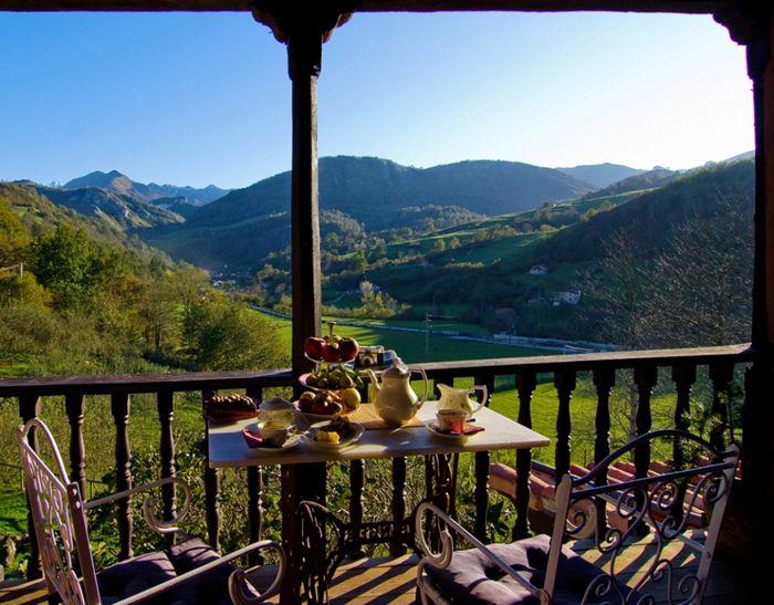 La Casona de Con (Asturias) - Diez escapadas con encanto en España