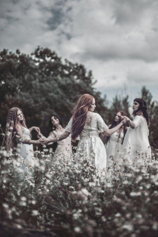 groupe de sorcières