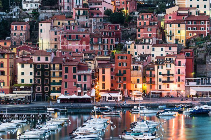 Where To Go On The Italian Riviera Between Genoa And Tuscany