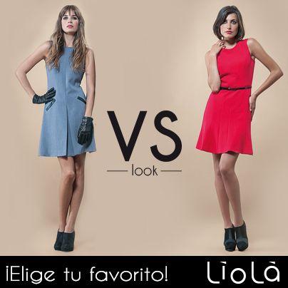 Para todas las amantes de los vestidos #Liola.